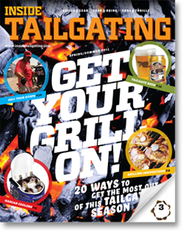 Inside Tailgating Magazine