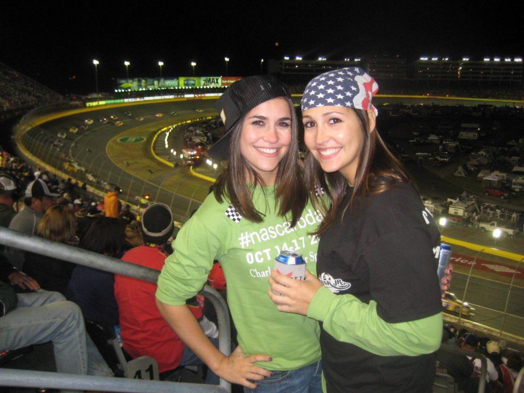 NASCAR tailgating