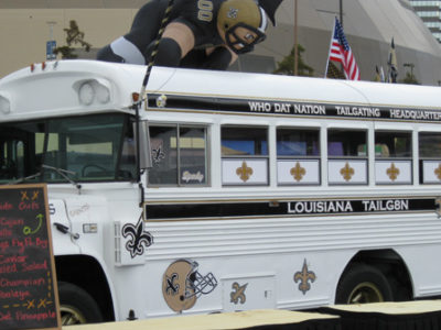 Saints NFL Football Tailgating Group