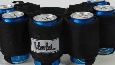 Tailgating Beer Belt