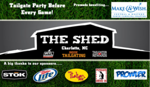 The Shed Tailgate Party, Charlotte, NC