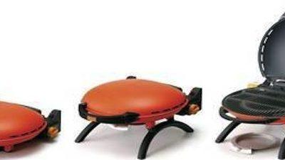 Portable O-Grill 3000