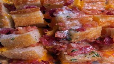Auburn Recipe: Cheddar Bacon Ranch Pulls