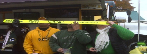 Das Bus Packers Tailgating Group