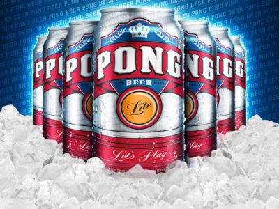 Pong Beer 2