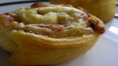 Tailgating Recipes - Bacon Pinwheels