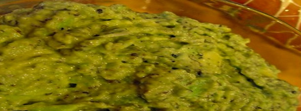 Tailgating Recipes - Jimmie Johnson Guacamole