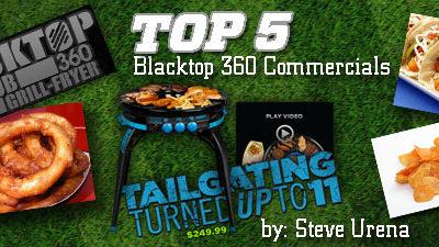 Top 5 Blacktop 360 Commercials