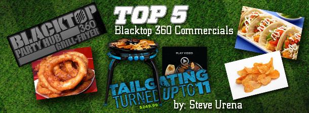 IT's Top 5 Blacktop 360 Commercials
