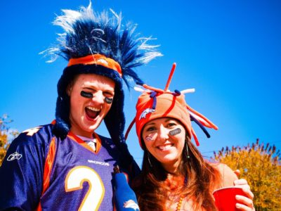 Broncos vs. Panthers Tailgate Party!