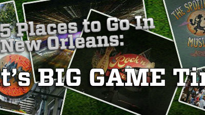 Planning Your Trip to the Big Game in New Orleans! 1