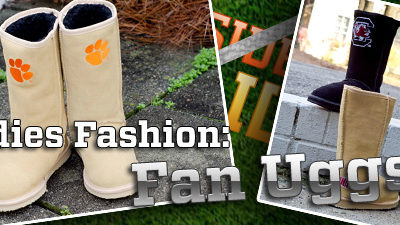 Ladies Fashion: Fan Uggs