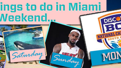 10 Things in Miami