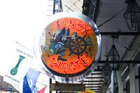 Funky Pirate New Orleans