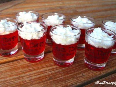Firecracker Rum Shots 1