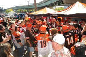 Bengal Bombsquad Tailgaters 2