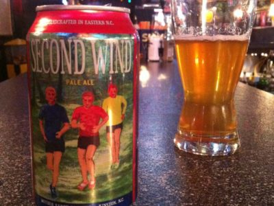 Second Wind Pale Ale