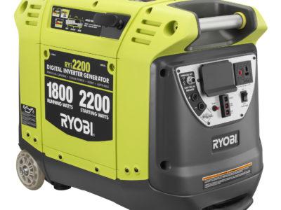 Ryobi 2200 Watt Tailgating Generator