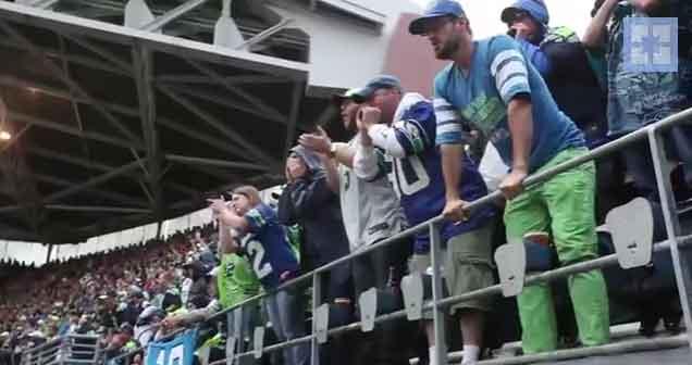 Seahawks-Fans-Loudest-Ever