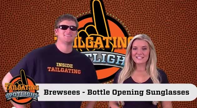 Tailgating Product Spotlight: Brewsees
