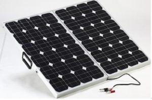 ECO WORTHY Folding Solar Charger