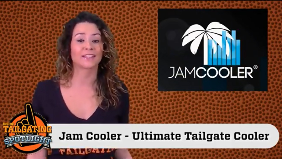 Tailgating Product Spotlight: JamCooler
