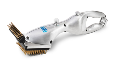 Lynx Grand Platinum Grill Cleaning Tool - Now You're Cleaning with Steam!