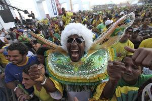APTOPIX Brazil Wcup Soccer