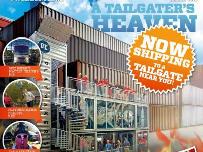 Inside Tailgating Magazine: Summer 2014 4
