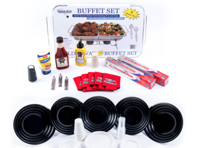 The Tailgating Kit - Man's Newest Best Friend