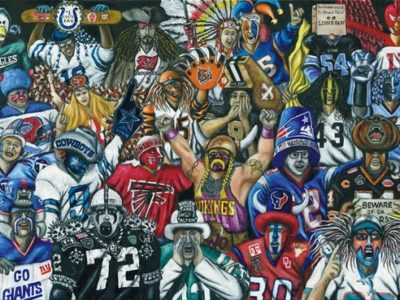 Halloween Costume Ideas - 5 NFL SuperFan Themes