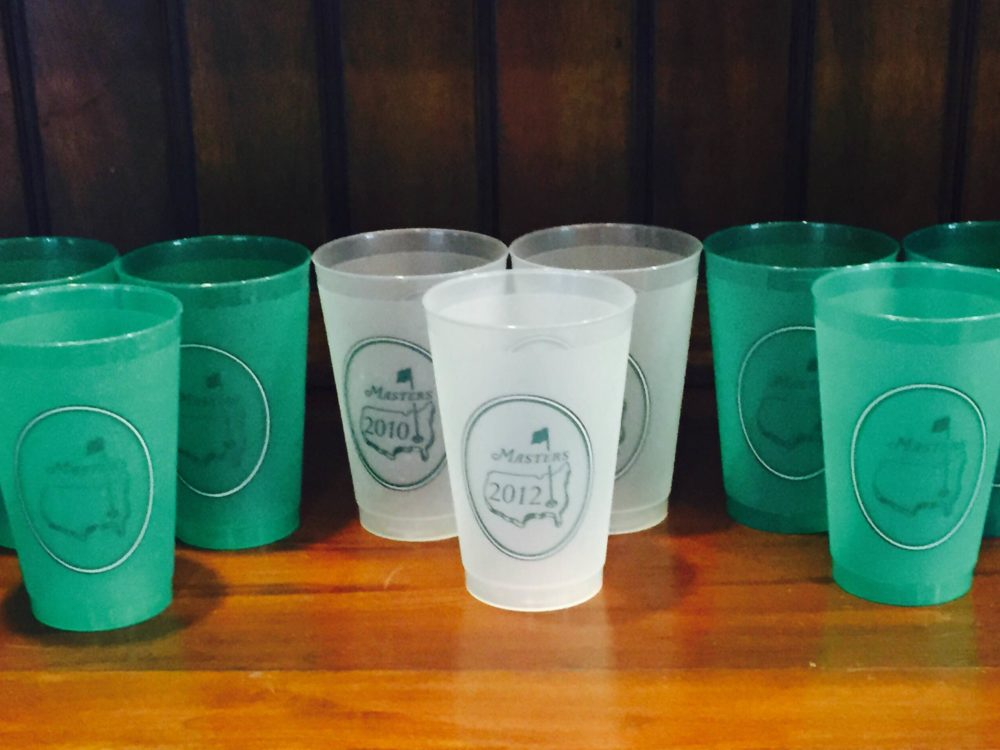 5 Things for Homegating around The Masters
