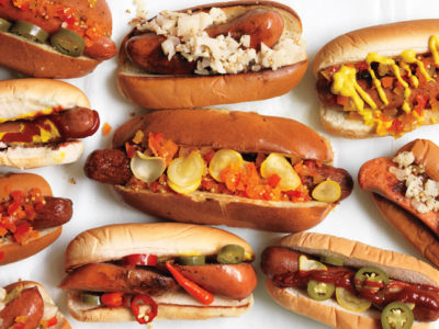The Simple Hot Dog