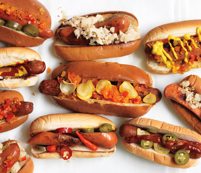 Creative Ways To Use Hot Dogs