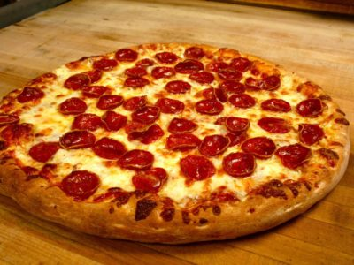Pizza At Your Tailgate