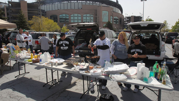 Baseball Tailgating Tips and Tequila Baybreeze Cocktail 1