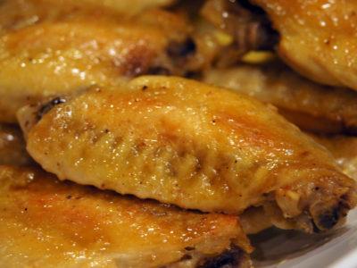 BBQ Dragon / Crispy Chicken 1
