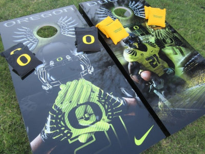 10 Best Cornhole Board Designs For Football Season And Giveaway Reminder 1