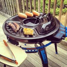 The Only Tailgating Grill You'll Ever Need 2