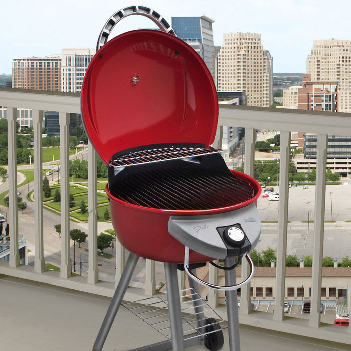Electric Grills For Apartment Balconies ~ The easiest grill you ll ever use inside tailgating