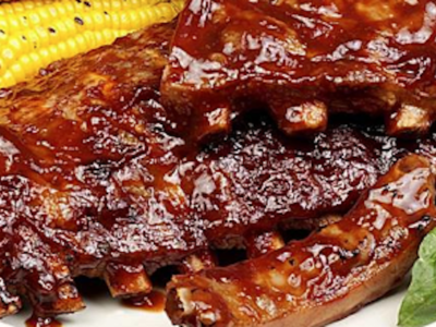 Jerk Smokey BBQ Ribs