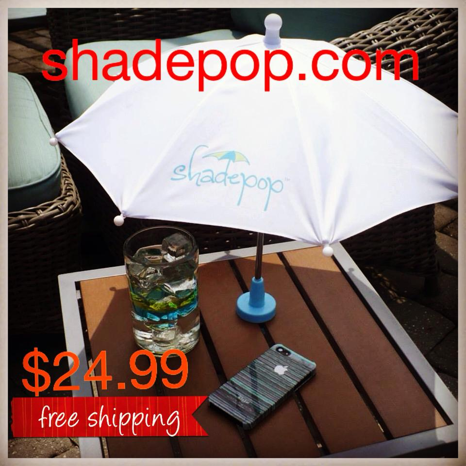 shade pop digital ad