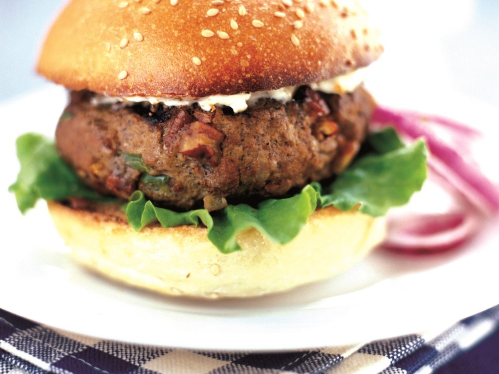 Beef up your tailgate burgers 2