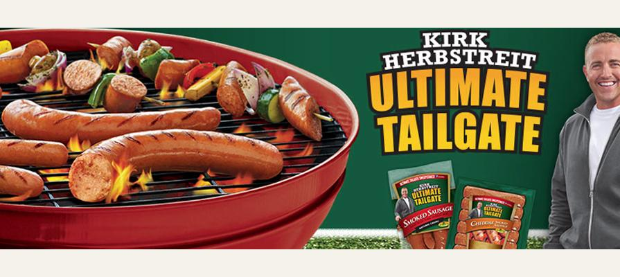 Bring a little Kirk Herbstreit to your tailgate brats