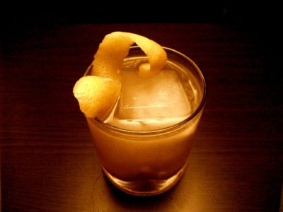 Whiskey Sour Wednesday