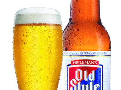 Spirit Thursday: Old Style beer 1