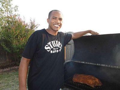 VIDEO: Meet Stubb's barbecue guru Rocky Stubblefield