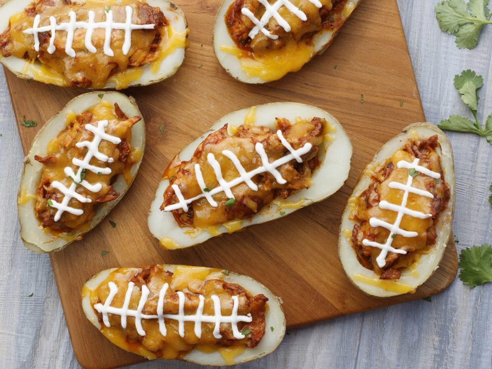 Texas Touchdown Taters perfect for NFL tailgaters
