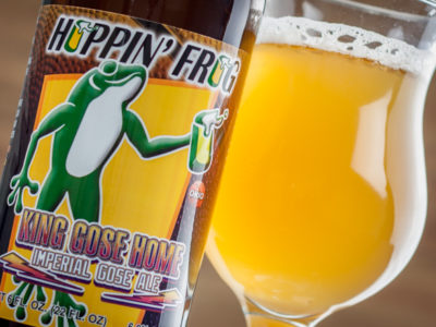 """Hoppin' Frog pays homage to """"King James"""" 1"""