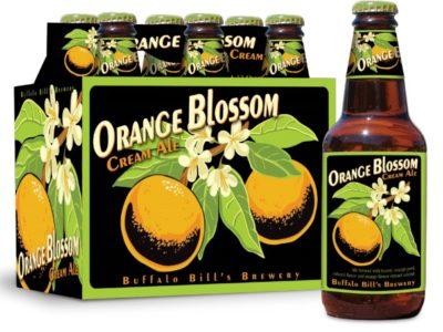 Orange Blossom Cream Ale Creamsicle Pops